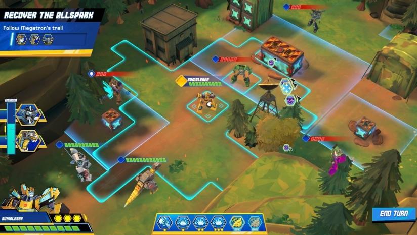 变形金刚:战场 /TRANSFORMERS:BATTLEGROUNDS插图3
