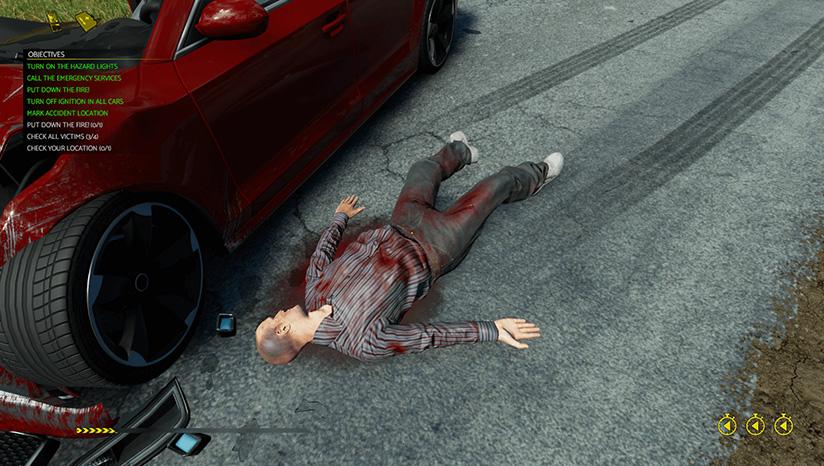《车祸现场模拟器/Accident》免安装中文版