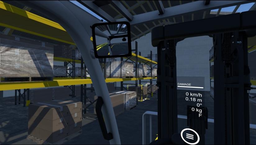 叉车模拟器2019/Forklift Simulator 2019插图