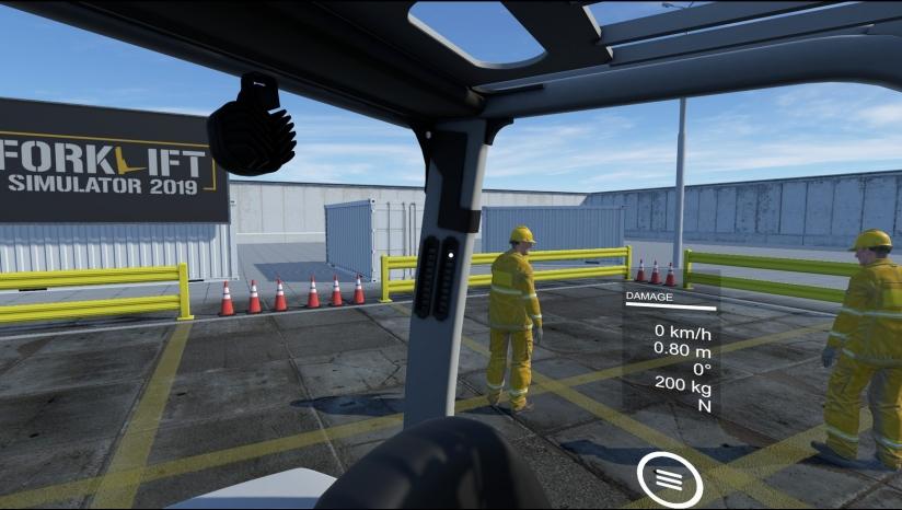 叉车模拟器2019/Forklift Simulator 2019插图3