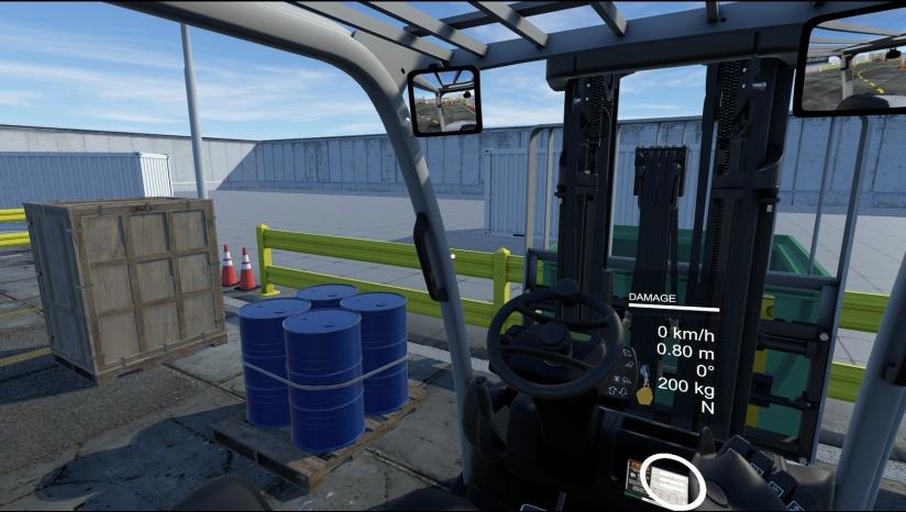 叉车模拟器2019/Forklift Simulator 2019插图4