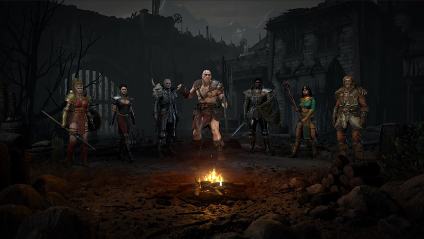 暗黑破坏神2重制版 Diablo II Remasterd 单机.局域网联机插图1