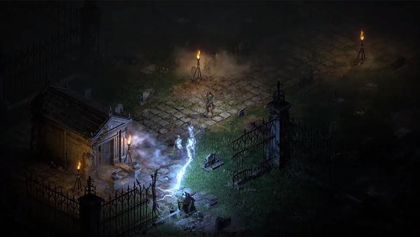 暗黑破坏神2重制版 Diablo II Remasterd 单机.局域网联机插图