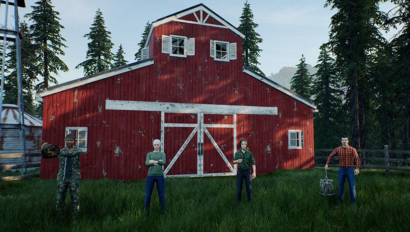 牧场模拟器/Ranch Simulator插图1