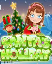 《圣诞老人的假期》英文免安装版