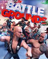 《WWE2K竞技场》游戏库