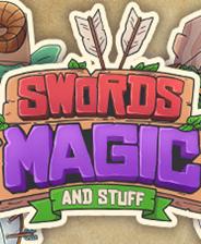 《剑和魔法世界》英文免安装版