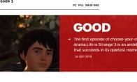 《奇异人生2》第一章IGN7.7 一部雄心勃勃续作的开篇