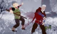 漫画风格 北欧神话冒险故事《芬布尔》下月发售