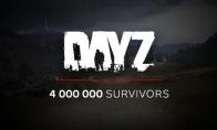 吃鸡鼻祖《DayZ》玩家数破4百万!终于进入测试阶段