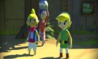 《塞尔达传说:风之杖HD》最新剧情预告片放出