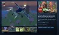 《乐高世界》登陆Steam先行计划 配置要求已公布