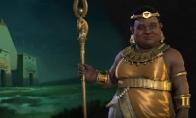 《文明6》最新势力努比亚公布 黑人女王的雄伟霸业
