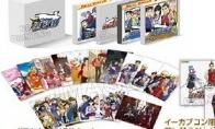 3DS版《逆转裁判1-6》合集  豪华版售价15万日元