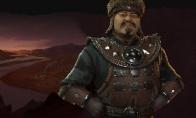 《文明6》新势力蒙古公布 成吉思汗铁骑征服世界