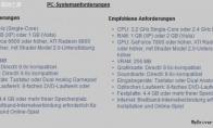 PC版《FIFA 10》系统配置需求官方公布