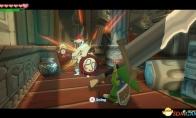 《塞尔达传说:风之杖HD》新图 画面赏心悦目