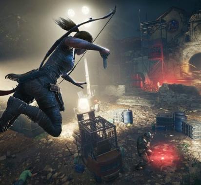 《古墓丽影:暗影》试玩报告:水下探险、垂降和战斗一览