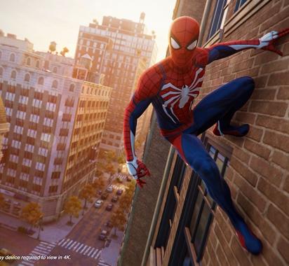 PS4《蜘蛛侠》上市宣传片 新老蜘蛛侠首次碰面