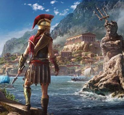 风景美不胜收 《刺客信条:奥德赛》的古雅典之旅
