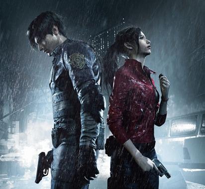 《生化危机2:重制版》科隆展新截图 克莱尔遭遇袭击