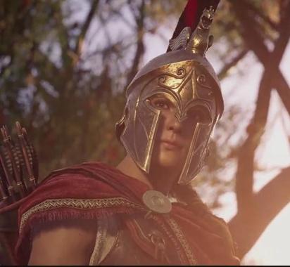 《刺客信条:奥德赛》男女主角电影级中文预告公布