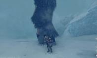 《巨神狩猎》最新演示公布 冰天雪地大战巨型怪物