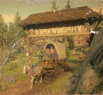 最真实的美国西部《荒野大镖客2》开放世界主要城镇介绍