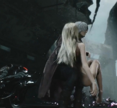 《鬼泣5》但丁15分鐘演示 Trish全裸出現