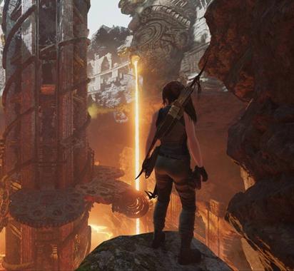 """《古墓麗影:暗影》首個DLC""""熔爐""""公布"""