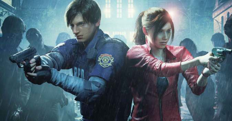 《生化危机2:重制版》丧尸太恐怖 玩家会被吓得魂不附体