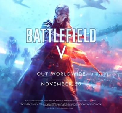 《战地5》单人战役前导预告 英国男星Mark Strong献声游戏旁白