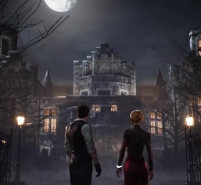 《死亡之屋:血色黎明》新预告 蕾丝旗袍美女猎杀丧尸