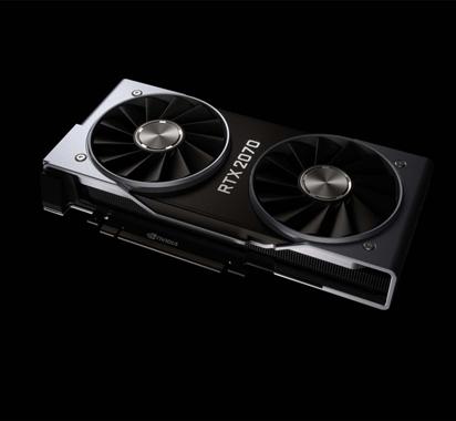 重新定義中高端!NVIDIA Geforce RTX 2070首發評測