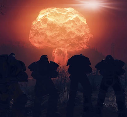 """核彈專家對于《輻射76》中使用核彈表示""""并不有趣"""""""