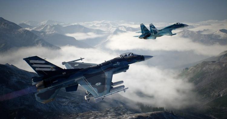 男人的浪漫A-10C《皇牌空战7》战机介绍视频第五部