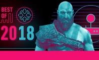 大表哥2喜获亚军!IGN年度最佳游戏——《战神4》