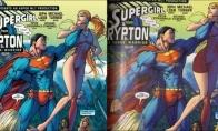 DC漫画遭审查性感画面被和谐 看不到女性曲线粉丝失望