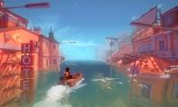 EA新作《孤独之海》预告及发售日 黑发妹大战怪物