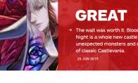 《赤痕:夜之仪式》IGN 8.8分 《恶魔城X:月下夜响曲》的合格接班人