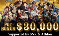 SNK掏3万美金重奖!《侍魂 晓》参战《EVO 2019》大会