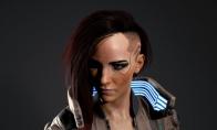 《赛博朋克2077》游戏角色高清渲染图 图片细节惊人