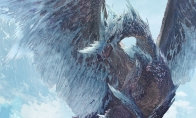 GC 2019:《怪物猎人世界:冰原》新古龙冰咒龙展示