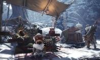 《怪物猎人世界》冰原加入猎人帮手机制 老带新有奖励