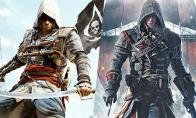《刺客信条:反叛者合集》将登陆Switch 12月6日发售