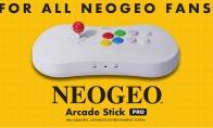 可用亦可玩!SNK全新摇杆外设特色及附赠20游戏公布