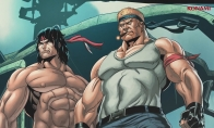 大量经典场景 KONAMI《魂斗罗 RC联盟》公开漫画式宣传片