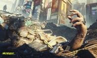 《赛博朋克2077》新截图发布 如山般的电子垃圾