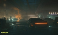 《赛博朋克2077》新4K截图 展示美丽的烟雾粒子效果