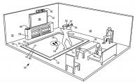 微软新专利曝光:拥有震动反馈的VR地毯